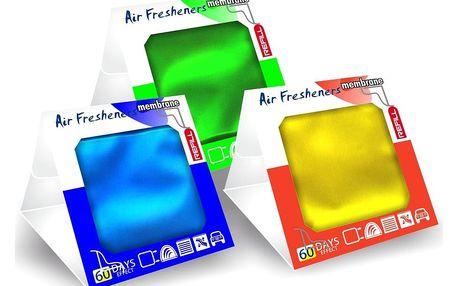 Membránové osvěžovače vzduchu: do auta či do domácnosti