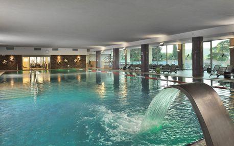 3–8denní wellness Slovinsko | Villy Thalasso Strunjan*** | Neomezeně bazénový komplex | Animační programy
