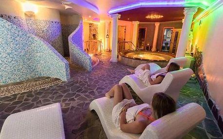 Vysoké Tatry: Hotel Nezábudka *** s polopenzí a neomezeným wellness a bazény