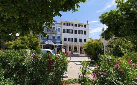 8–10denní Chorvatsko, Selce | Pension Selce*** 30 m od pláže | Dítě zdarma | Polopenze, autobusem nebo vlastní doprava