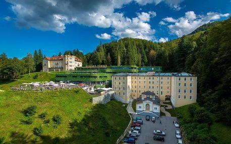 5–6denní wellness Slovinsko | Hotel Rimski dvor**** | Dítě zdarma | Vstup do termálu v ceně