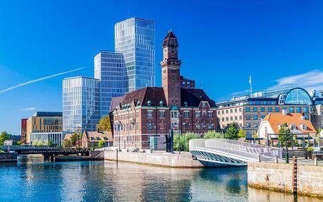 Kodaň, Öresundský most a Malmö | 1 noc se snídaní | 4denní poznávací zájezd do Dánska