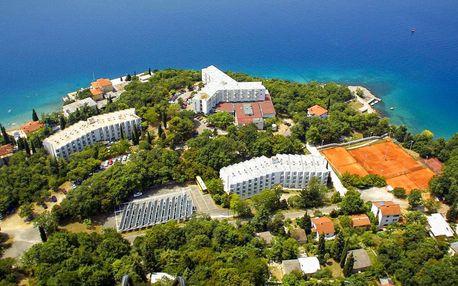 8–10denní Chorvatsko, ostrov Krk | Depandance Marina & Primorka** | Dítě zdarma | Přímo u pláže | Polopenze, autobusem nebo vlastní doprava