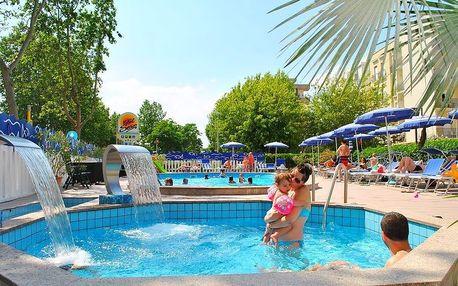 8–10denní Itálie, Emilia Romagna | Hotel Senior*** 250 m od pláže | Dítě zdarma | Bazén | Polopenze | Autobusem nebo vlastní doprava
