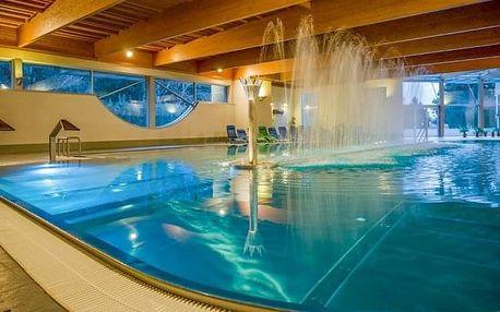 Jižní Slovensko v Hotelu Hviezda *** s polopenzí a neomezeným wellness