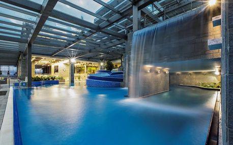 4–8denní wellness Slovinsko | Hotel Savica**** | Děti zdarma | Polopenze | Jezero Bled