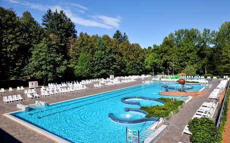 3–8denní wellness Slovinsko | Hotel Kristal**** | Bazény a sauny zdarma