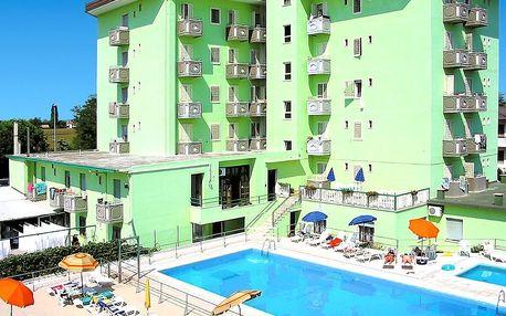 4–8denní Itálie, Lido di Jesolo | Hotel Vianello*** | Děti zdarma | Bazén | Bohatá polopenze