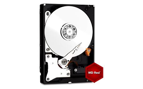 Western Digital RED 4TB SATA III, IntelliPower, 64MB cache (WD40EFRX)