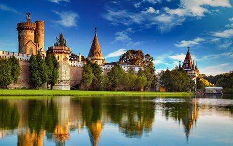 Kouzelný zámek Franzensburg, čokoládovna, plavba po podzemním jezeře | Jednodenní zájezd do Rakouska