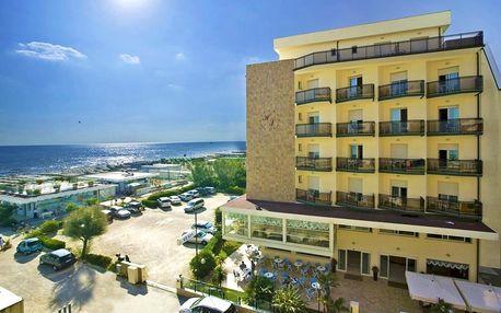 4–8denní Itálie, Emilia Romagna | Hotel Londra**** 20 m od pláže | Dítě zdarma | Plná penze vč. nápojů