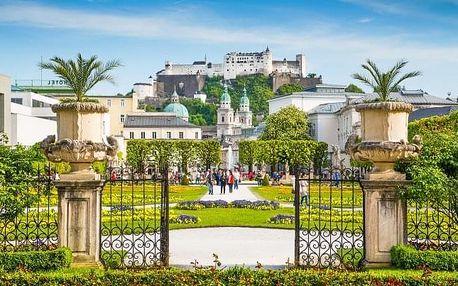 Salzburg v JUFA Hotelu Salzburg City u nejlepších památek a se snídaní