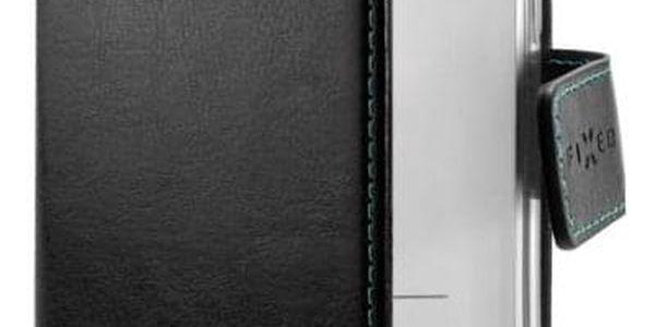 Pouzdro na mobil flipové FIXED Opus pro Nokia 3.2 černé (FIXOP-397-BK)3