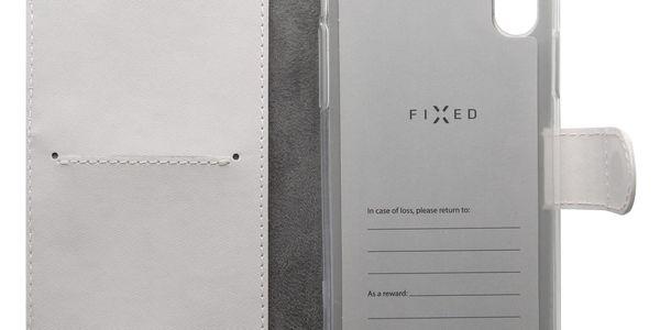 Pouzdro na mobil flipové FIXED pro Apple iPhone 6/6S - motiv Popelka (FIXFIT-003-POP)3