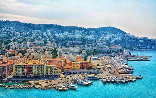 Nice, Cannes a Monako – Azurové pobřeží | 2 noci se snídaní | 5denní poznávací zájezd do Francie