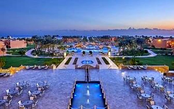 Hotel Jaz Grand Marsa, Marsa Alam, letecky, all inclusive