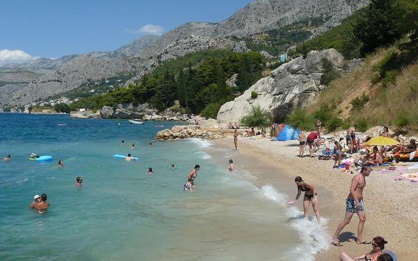 7nocí Chorvatsko, Omiš | Apartmány Ivan*** 120 m od pláže | Autobusem nebo vlastní doprava