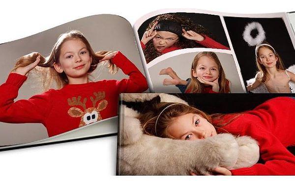 Fotokniha A4 na výšku, 44 stran4