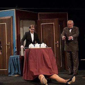 Vstupenka na představení: Velké lásky v malém hotelu