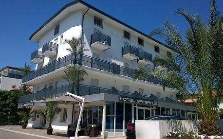 4–8denní Itálie, Lignano | Hotel Gambrinus*** | Plážový servis v ceně | Polopenze | Vlastní doprava