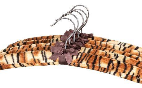 Ramínka se zvířecím motivem na oblečení 5ks RM0008-09