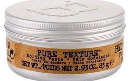 Tigi Bed Head Men Pure Texture 83 g definující a tvarující pasta na vlasy pro muže