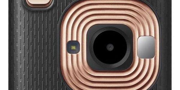 Digitální fotoaparát Fujifilm Instax Mini LiPlay černý3