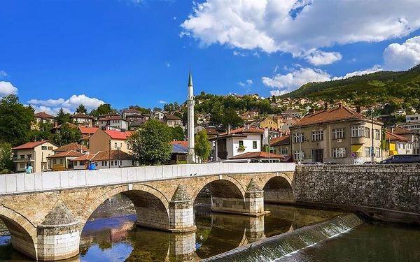 Poznávací zájezd do Bosny a Hercegoviny | 1 osoba | 5 dní (2 noci) | St 2. 10. – Ne 6. 10. 20192