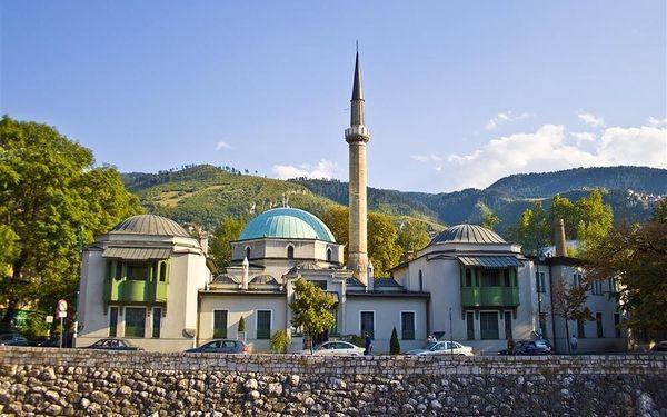 Poznávací zájezd do Bosny a Hercegoviny | 1 osoba | 5 dní (2 noci) | St 2. 10. – Ne 6. 10. 20195