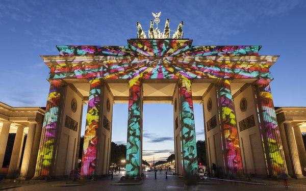 Výlet na Festival světel v Berlíně s průvodcem | 1 osoba | 2 dny (0 nocí) | So 19. 10. – Ne 20. 10. 20194