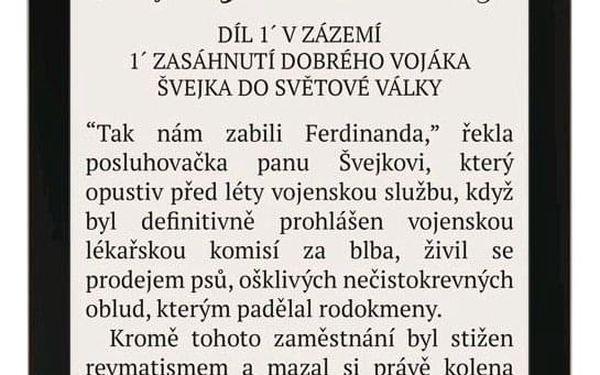 Čtečka e-knih Pocket Book 632 Touch HD 3 - Spicy Copper (PB632-K-WW)