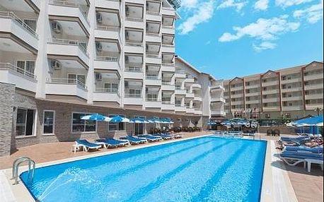 Turecko: Zájezd s ubytováním v hotelu Grand Atilla, destinace Alanya