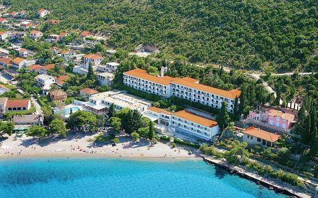 8–10denní Chorvatsko, Pelješac - Trpanj | Hotel Faraon*** přímo na pláži | All inclusive vč. nápojů | Bazén | Dítě zdarma | Autobusem nebo vlastní doprava