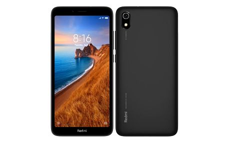 Mobilní telefon Xiaomi Redmi 7A 32 GB Dual SIM - matně černý (23673)