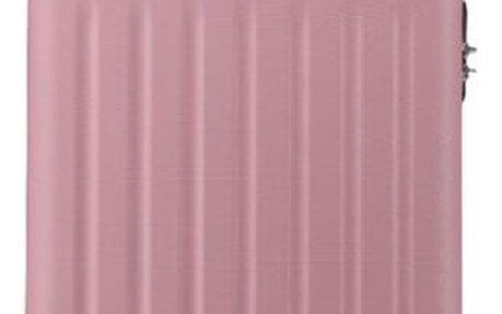 Cestovní velký růžový kufr Romero 1872