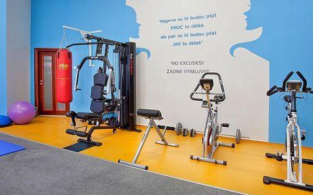 Dejte si do těla: 1, 3 nebo 5 lekcí cvičení ve fitku