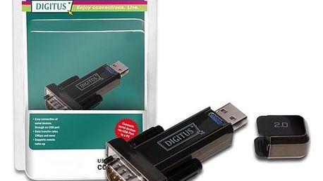Redukce Digitus RS-232 / USB (DA-70156)