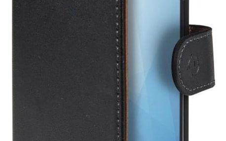 Pouzdro na mobil flipové Celly Wally pro Xiaomi Mi A1 černé (WALLY715)