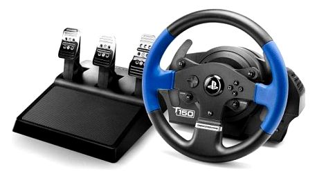Thrustmaster T150 PRO pro PS4, PS3, PC + pedály černý (4160696)