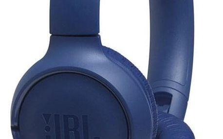 Sluchátka JBL Tune 500 modrá