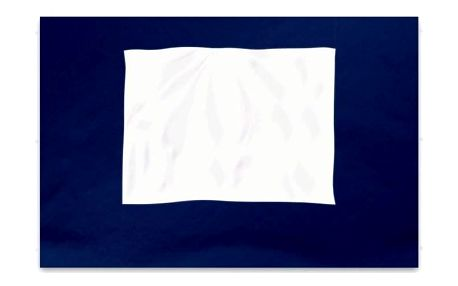 Garthen 421 Sada 2 bočních stěn pro zahradní stan 3 x 3 m - modrá