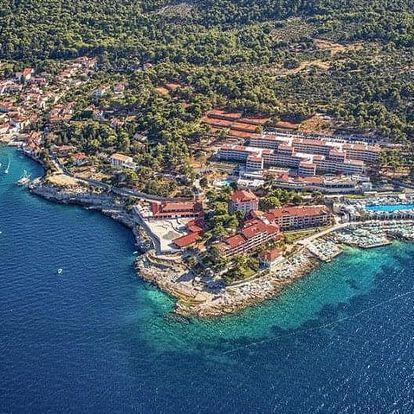 Chorvatsko, Kvarner, vlastní dopravou na 3 dny polopenze