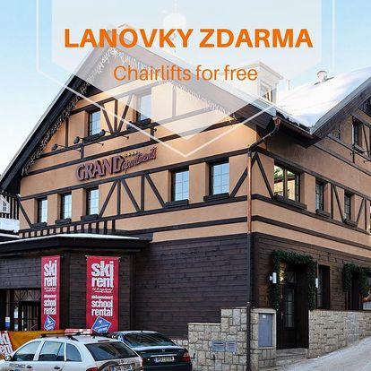 Krkonoše: Grand Apartments