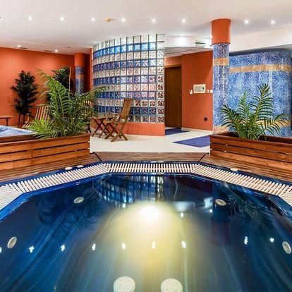 Wellness v Bešeňové u aquaparku: relax i snídaně