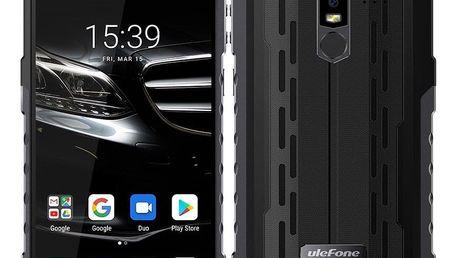 Mobilní telefon UleFone Armor 6E černý (ULE000253)
