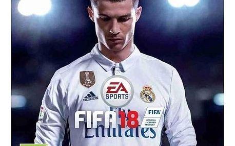 EA PlayStation 3 FIFA 18 (Legacy Edition) (EAP318120)
