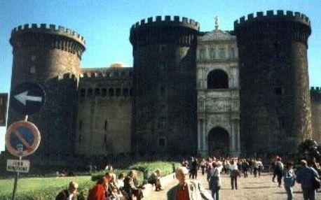 Itálie - Řím autobusem na 6 dnů, strava dle programu