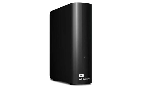 Western Digital Elements Desktop 2TB černý (WDBWLG0020HBK-EESN)
