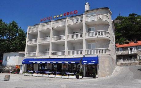 Chorvatsko - Omiš autobusem na 10 dnů, snídaně v ceně