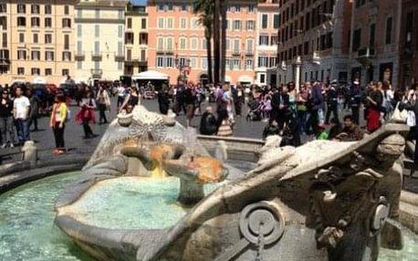 Itálie autobusem na 5 dnů, strava dle programu
